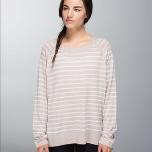 Lululemon Post Savasana Sweater